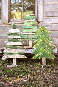 Коледна елха ръчна изработка