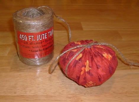 Декоративна тиква за Хелоуин