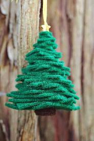Коледна играчка елха