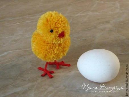 Пиленце от прежда
