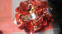 3D картичка-кутия за любим човек
