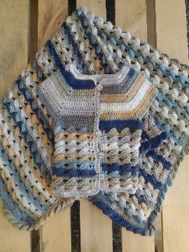 Бебешко одеялце за момченце