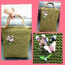 Чанта Пролетен блян