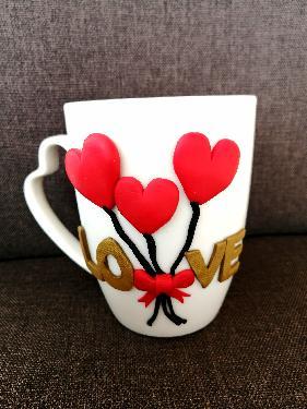 """Чаша """"Балони любов"""""""