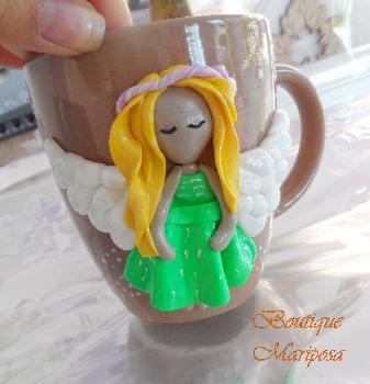 Чаша за чай ръчна изработка