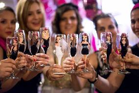 Чаши за моминско парти, подарък за моминско парти