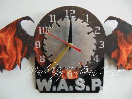 Часовник W.A.S.P. - ЗА ЦЕНИТЕЛИ - лично производство