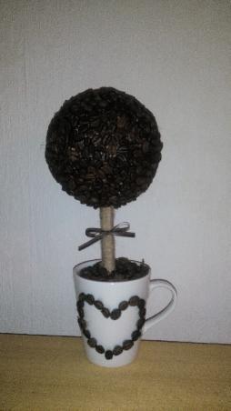 Дърво от кафе