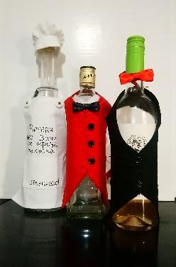 Дрехи за бутилки
