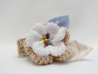 Гривна Лате Плетени цветя