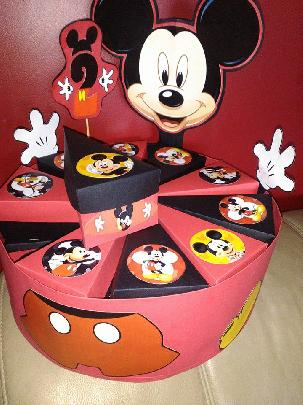 Хартиени торти