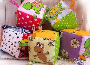 Играчки от текстил