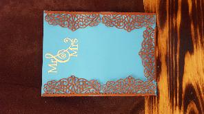 Картичка или покана за сватба