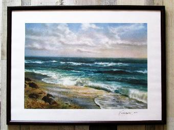 Картина - морски пейзаж