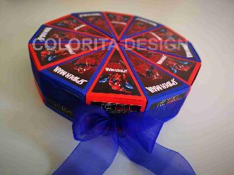 Картонени триъгълни кутийки
