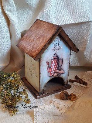 Къщичка за чай 1