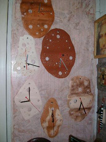 керамични стенни часовници