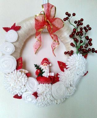 Коледен венец