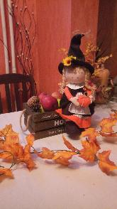 Кукла Хелоуин