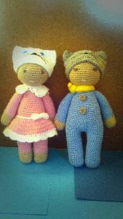 Кукли момче и момиче
