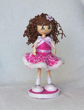Кукли от фоам гума ЕVA