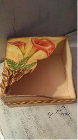 Кутия за салфетки