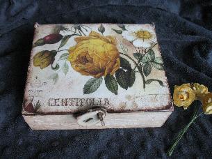 Кутийка за чай