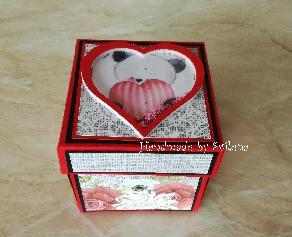 ЛЮБОВче в кутийка