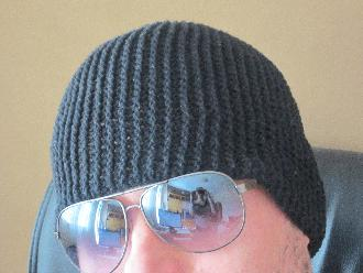 Мъжка памучна  шапка