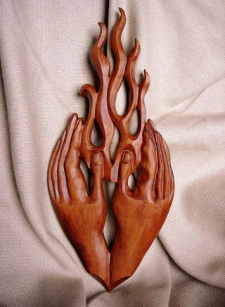 Пламък на любовта,Семейно огнище, Огън на живота