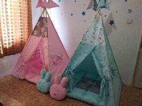 Палатка за игра
