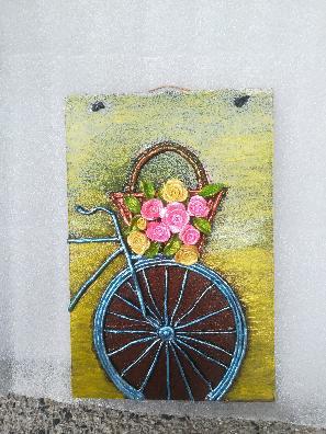 Пано с колело