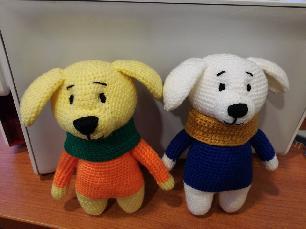 Плетено куче