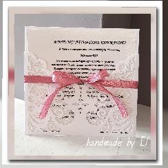 Покани за сватба, кръщене, рожден ден