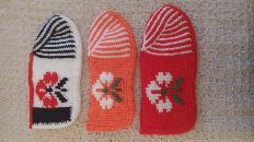 Ръчно плетени търлици