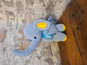 Синьо слонче