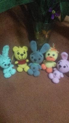 Сладки играчки
