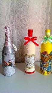 сватбени шишета
