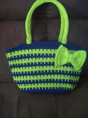 Свежа чанта с джувка