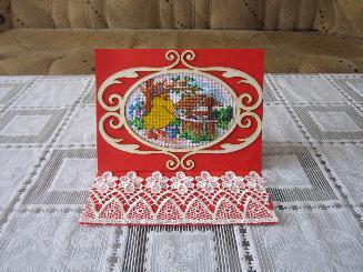 Великденска картичка