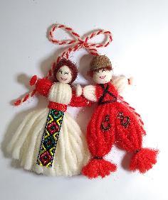Български мартеници от производител. Пижо и Пенда
