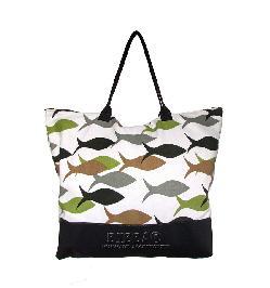 Beach Tote Bag #02