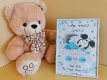 Бебешки визитки за деца и новородени - момчета