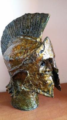 Бюст-статуя на Спартак