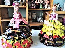 Бонбониера - Кукла мис Сюрприз