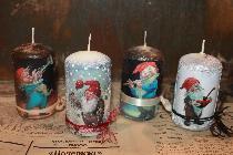 Бутикови свещи