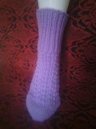 Дамски ажурни чорапи
