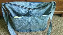 Дънлова ученическа чанта