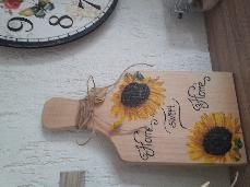 Декоративна дъска за рязане