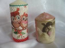 Декоративни свещи